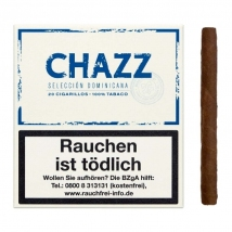 Chazz Seleccion Dominicana Cigarillos 20er