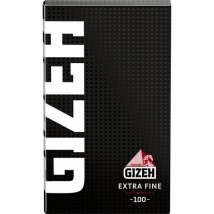 GIZEH BLACK Extra Fine Magnet  20x100 Bl.