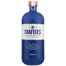 Gin Crafters London Dry Recipe No.23 0,7l