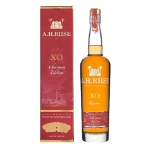 Rum A.H. Riise XO Christmas Edition 2020 0,7l