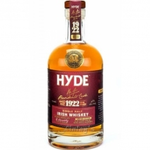 Hyde No.4 Presidents Rum Cask Finish 0,7l