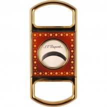 ST.DUPONT Cigarrencutter Derby braun 25mm
