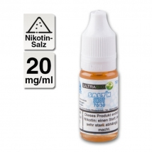 ULTRABIO Nikotinsalzshot 20mg 70/30 10ml