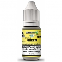 Ultrabio Nikotinsalz-Liquid Smaragd Green 10ml