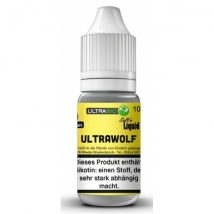 Ultrabio Nikotinsalz-Liquid Ultrawolf 10ml