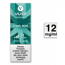 VUSE Liquid Bottle Fresh Mint 12mg 10ml