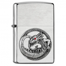 Zippo Dragon with Eye 2007134