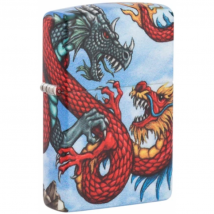 Zippo Fighting Dragon 60005658