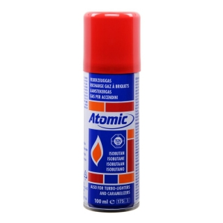 ATOMIC Gas 100ml
