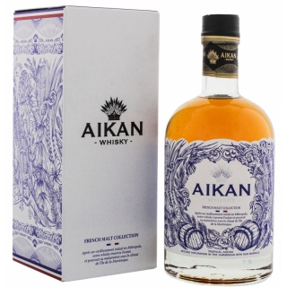 Aikan Whisky French Malt Collection Batch No.1 0,5l