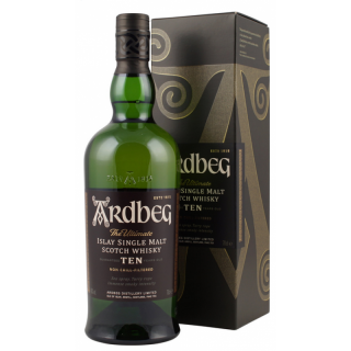Ardbeg Ten Single Malt Whisky 10J. 0,7l