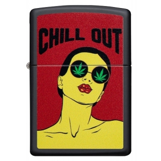 Zippo Chill Out Leaf 60004769